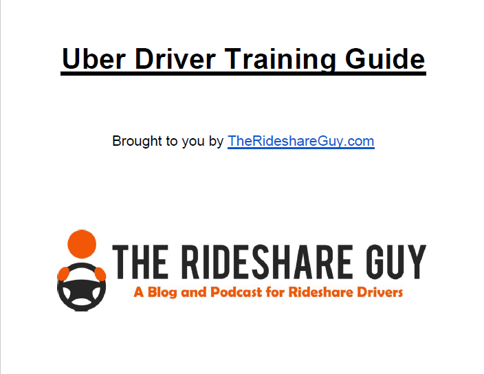 Uber Driver Training Guide