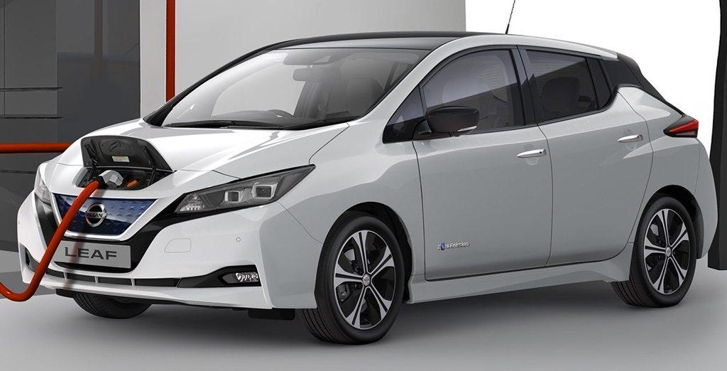 2019 Nissan Leaf 01