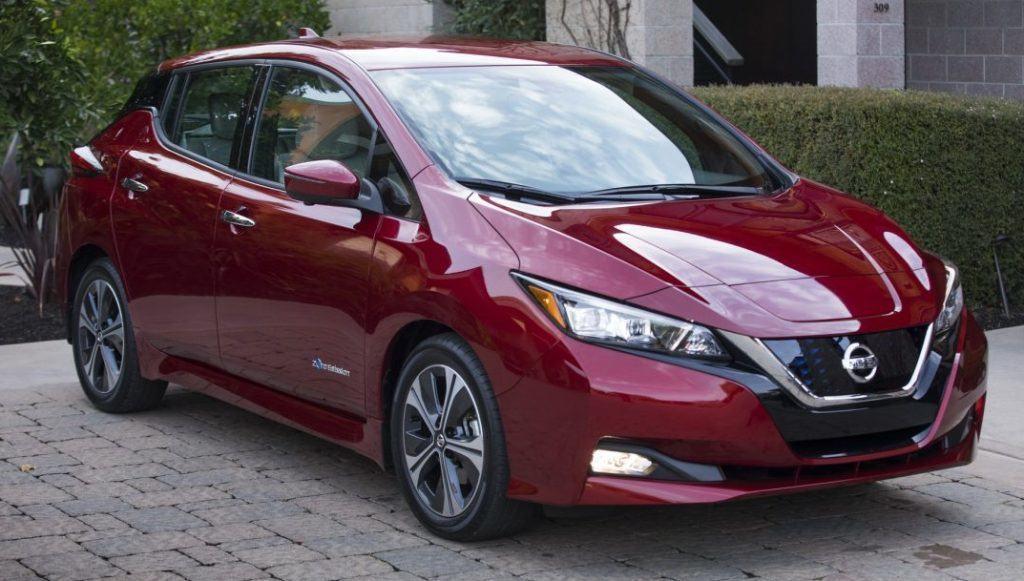 2019 Nissan Leaf 08