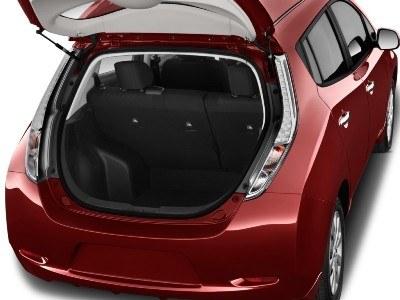 2019 Nissan Leaf 10