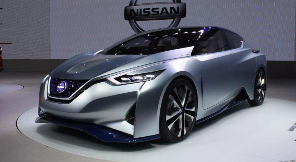 2020 Nissan Leaf Concept